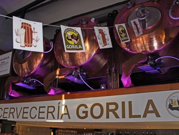 I Muestra de Cerveza Artesana de la Baja Andalucía 2015