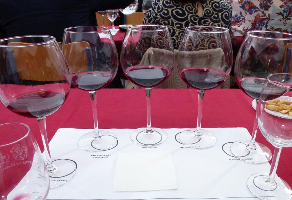 VI Muestra de Vinos Tintos de la Provincia de Cádiz