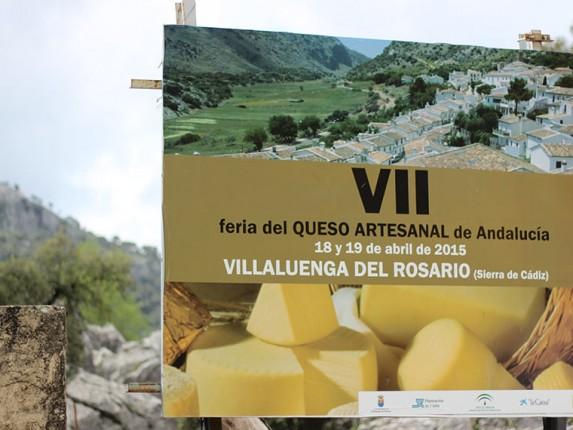 Feria del queso artesanal de Villaluenga del Rosario