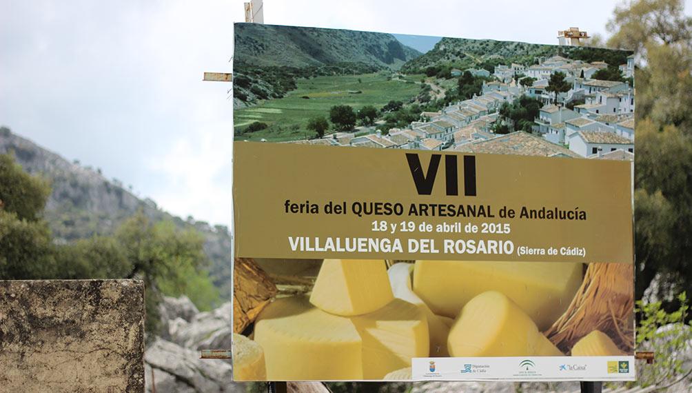 Feria del queso artesanal de Villaluenga