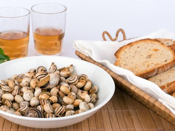 Receta de Caracoles de la abuela Josefina | Al Sur Gourmet