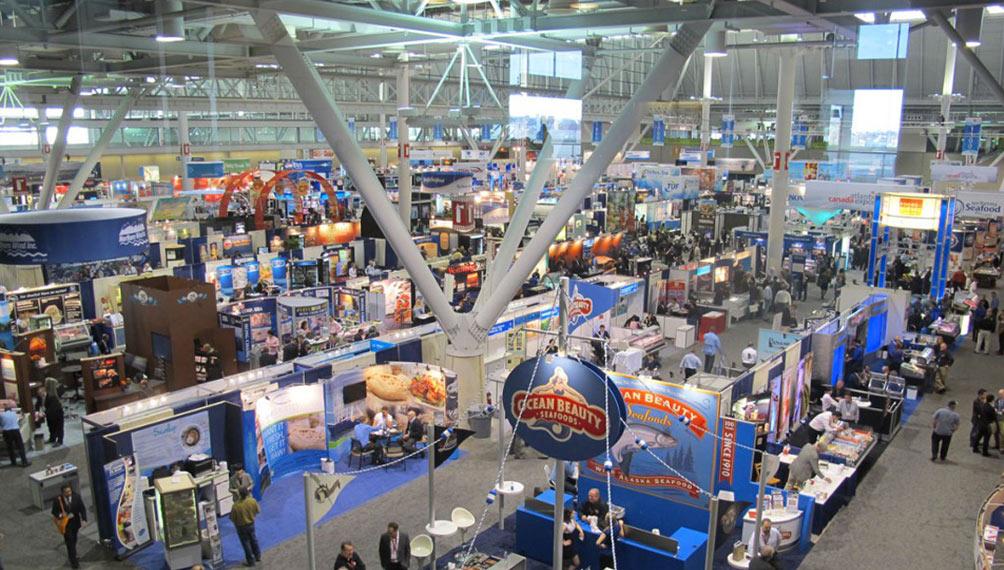 Seafood Expo: Feria Internacional de Productos Pesqueros de Bruselas 2015