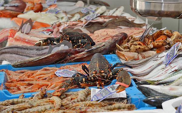 cómo cocer langostinos o gambas | al sur gourmet | pescadería puerto