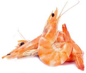 Fideos con gambas al horno | Receta del blog Al Sur Gourmet